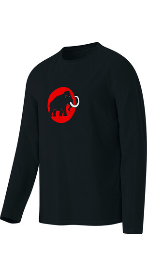 Mammut Snow Longsleeve Shirt Men black